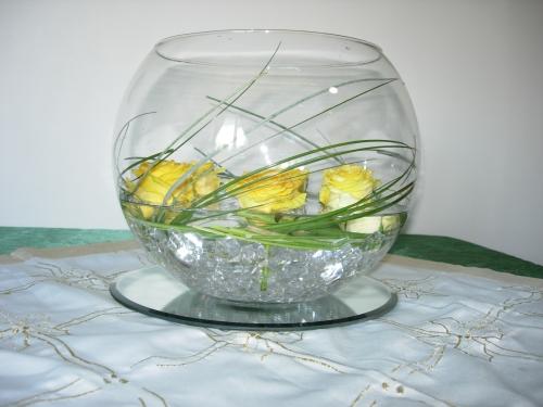 Large Goldfish Bowl Vase Vase And Cellar Image Avorcor